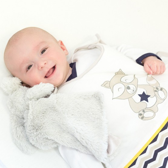 Sacco nanna Miko& Malone- blu marino 0-6 mesi