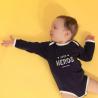 Body neonato - Supereroe (set di 3)