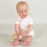 Baby girl playsuit - Sophie la Girafe®