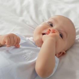 Baby boy jumpsuit- Sophie la Girafe®