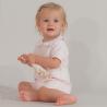 Combishort bébé fille - maille piquée Sophie la Girafe®