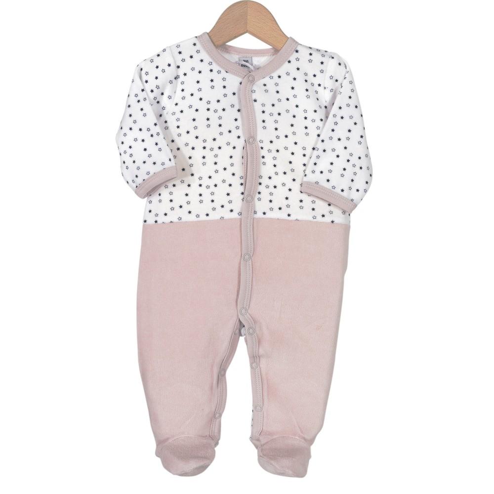 Pyjama bébé - Éléphanteau