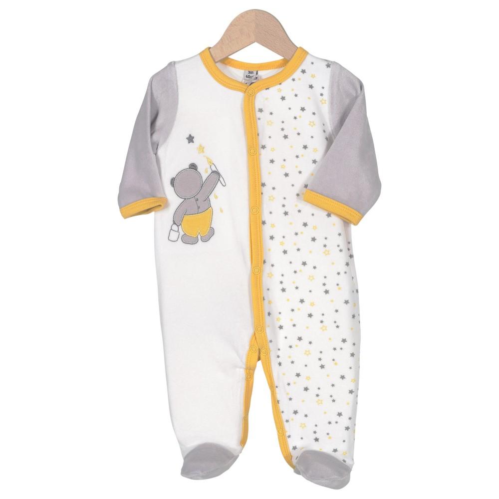 Pyjama bébé - Dessine moi un rêve