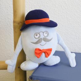 Plush Mini Mr Moustache - Dream