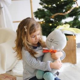 Giant plush toy - Rabbit 76 cm