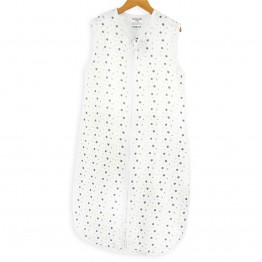 Summer sleeping bag in nappy - 90 cm