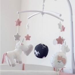 Giostrina musicale - Ofelia l'unicorno