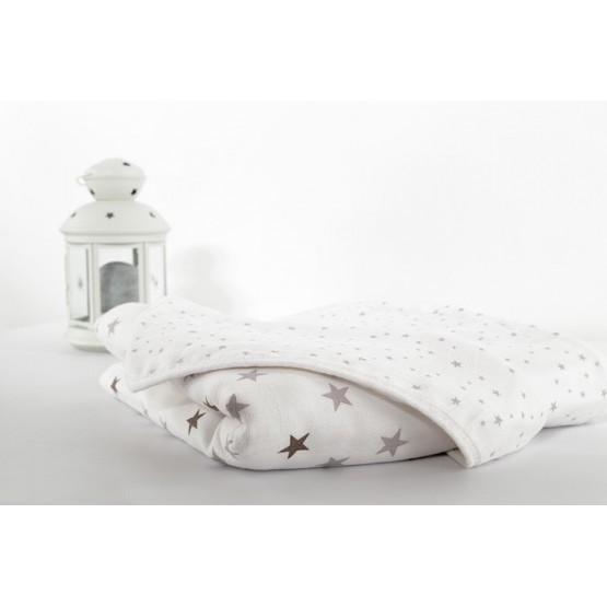 Piumone grande in cotone per bambini - Sogno di stelle