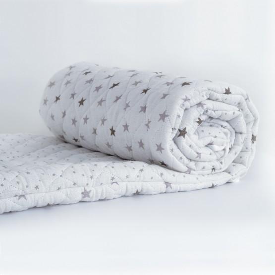 Cotton cot bumper _ Dream of stars