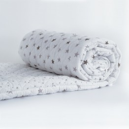 Cotton cot bumper _ Dream of stars