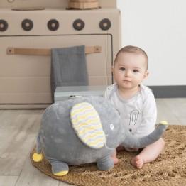 Elephant plush 30 cm - Zig Zag & Barnabé