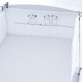 Tour de lit H23 cm - Trois Ptits'Ours