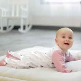Pyjama coton bébé - Papillons