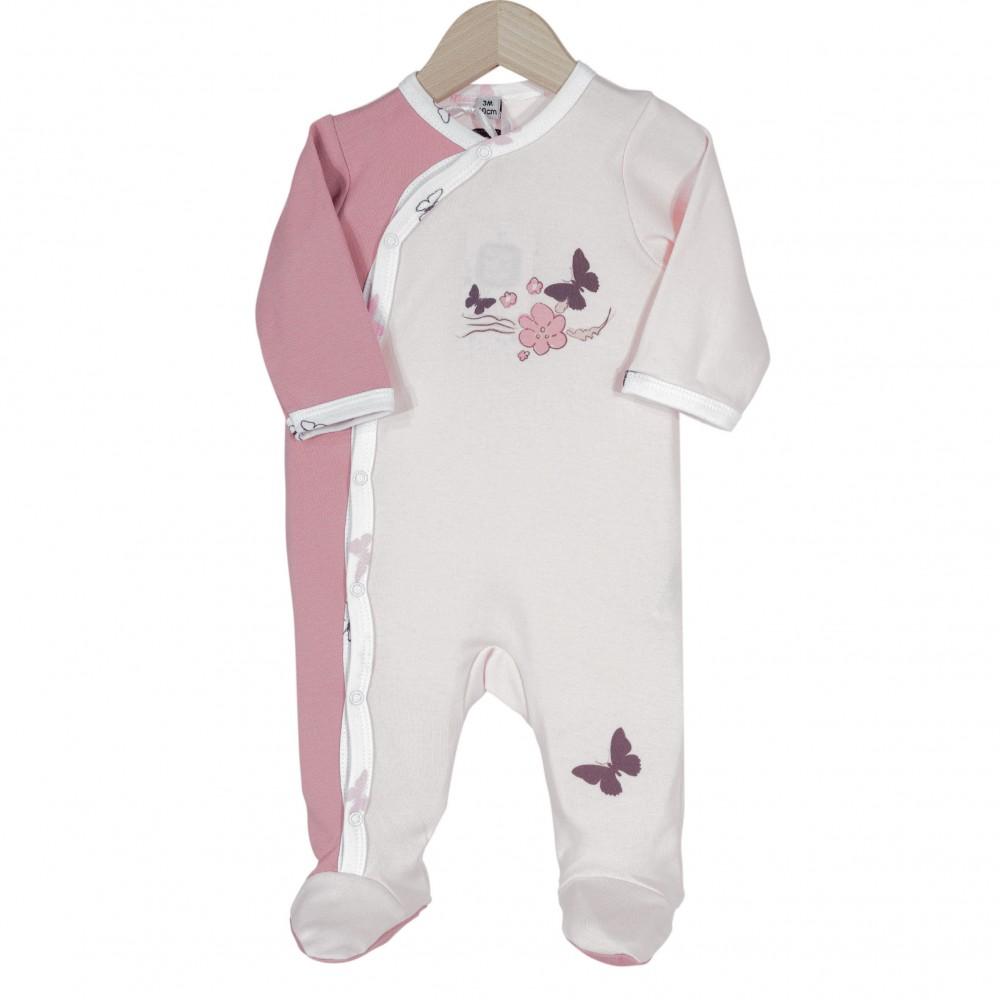 Pyjama coton bébé - Liberty