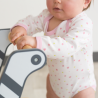 Body bébé fille - Princesse (lot de 3)