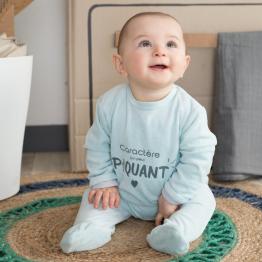 Dors bien bébé mixte - Caractère piquant