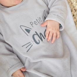 """Pyjama bébé - """"Petit chat"""""""
