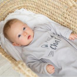 Baby pyjamas - Kitten
