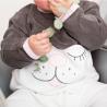 Pyjama bébé fille - Mon petit chat