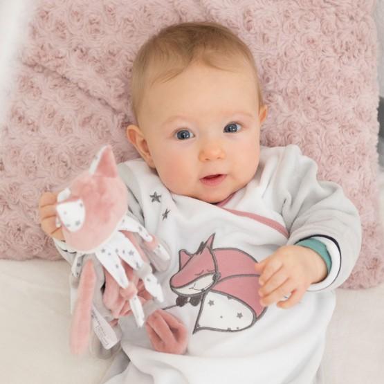 Pyjama bébé fille - Renarde
