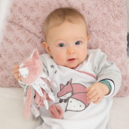 Baby girl pyjamas- vixen