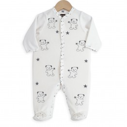 Birth pyjamas - 3 ptits t'Ours (3 teddy bears)