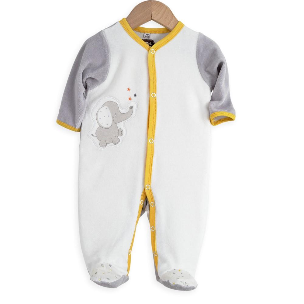 Pyjama naissance - Fanfan et Léo