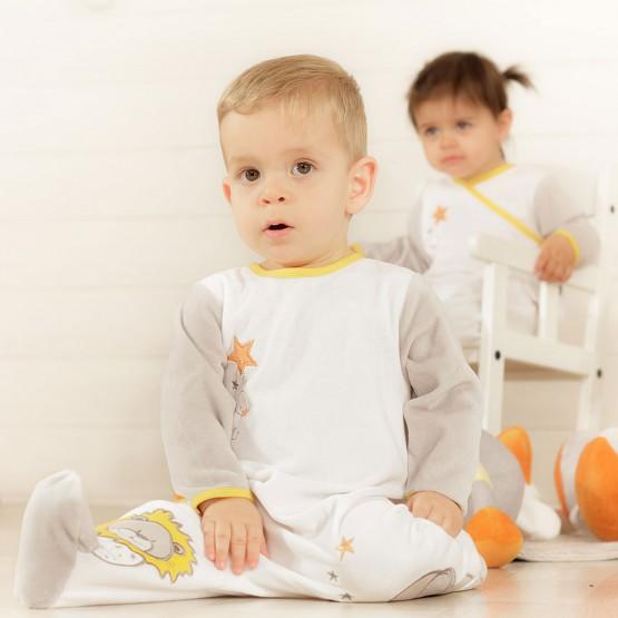 Baby boy pyjamas - Fanfan et Léo