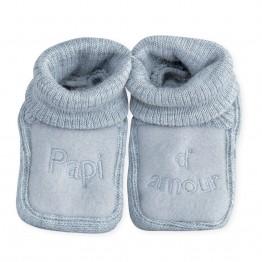 """1 pair of socks """"A lovely Grandpa"""""""