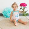 Body bébé fille - Tortue de mer