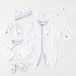 Corredo neonato - Orsacchiotto