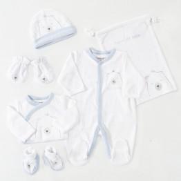 Kit naissance 6 pièces - Petit ourson