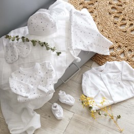 Birth set 6 pcs - Stardust