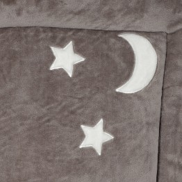 Playpen mat 100x100 – Stars & Moon