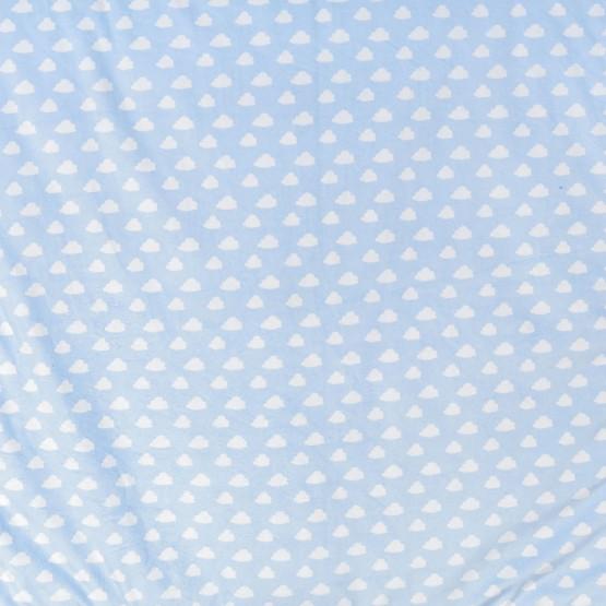 Playpen mat 100x100 blue – Dream