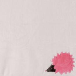Tappeto per box 100x100 - Riccio rosa