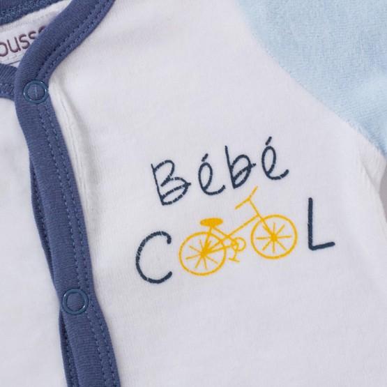 Pyjama naissance garçon - Bébé cool