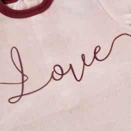 Pyjama bébé fille - Love