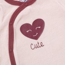 Pigiama nascita bambina - Cute