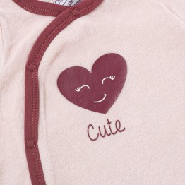 Pyjama naissance fille - Cute