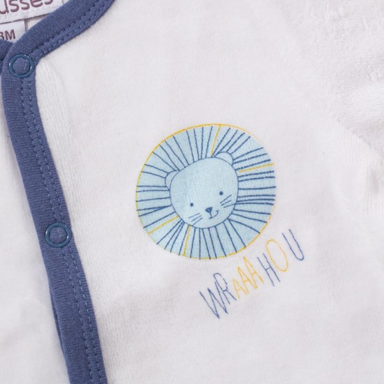 Birth pyjamas – small lion