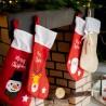 Botte de Noël - Bonhomme de neige