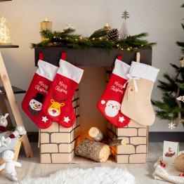 Christmas boot - Snowman