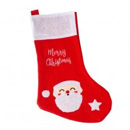 Stivale di Natale - Babbo Natale