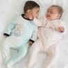 Pyjama bébé garçon en velours - Petit bateau