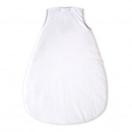 Sacco nanna neonato bianco in cotone - Dolci sogni